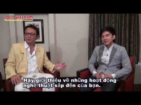 Dan Truong interview in Tokyo Japan by LOCO★VIETNAM (LOCO FACTORY Co,.Ltd.)