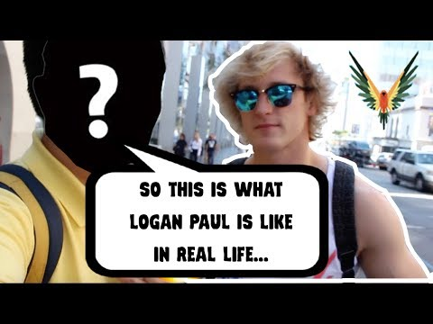 Thumbnail: What Logan Paul Is Like In REAL LIFE *Outside Of The Vlogs*