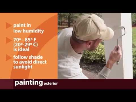 Painting & Touch Up Tips - Sherwin-Williams
