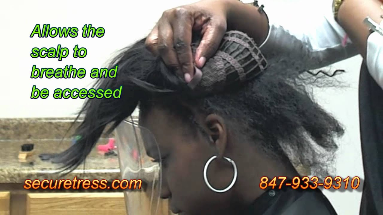 New braid only weave no sew no glue no tape no net youtube pmusecretfo Images