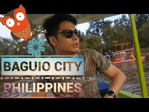 Baguio City : Day 1 VLOG #1