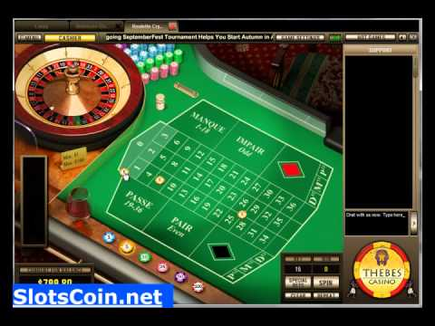 Video Thebes casino