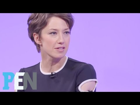 Carrie Coon On Joining The Cast Of 'Fargo' And Her Minnesota Accent  PEN  People