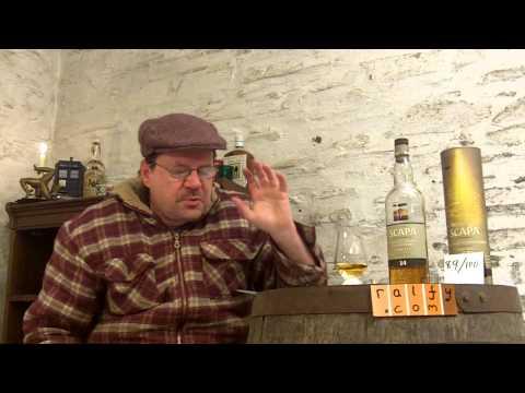 whisky review 353 - Scapa 14yo