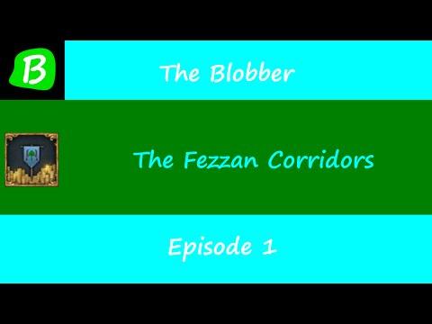 Let's Play Europa Universalis IV - Fezzan Corridors - Episode 1