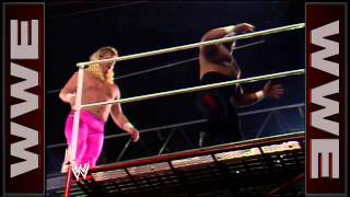 The Road Warriors vs. The Midnight Express: Scaffold Match - Starrcade 1986