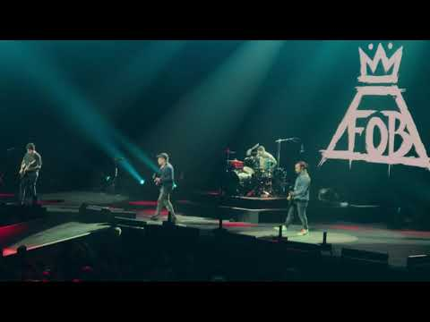 Lake Effect Kid - Fall Out Boy - Live @ PPG Paints Arena 9/5/18
