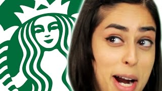 People Try Starbucks For The First Time