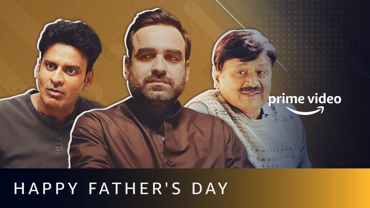 Happy Father's Day - Things Every Father Does | Amazon Prime Video