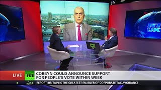 "Chris Williamson: ""Labour should be spelling out future for UK outside EU instead of 2nd ref"""