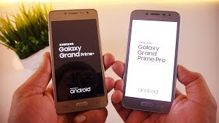Samsung Galaxy Grand Prime Pro 2018 vs Galaxy Grand Prime Plus Speed Test & Comparison [Urdu/Hindi]