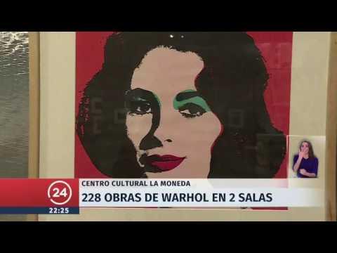 El legado de Andy Warhol llegó a Chile