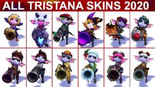 All Tristana Skins SpotĮight (2009 - 2020) League of Legends
