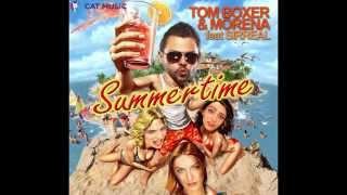 morena tom boxer   summertime feat sirreal official single