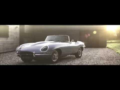 Jaguar S New E Type Zero Electric Clic Concept