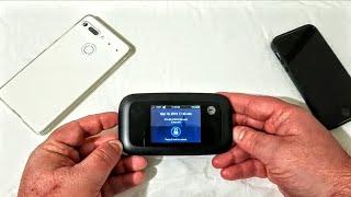 Netbuddy Review. Affordable Portable WiFi Walkthrough & Setup