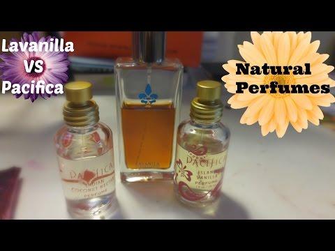 Lavanila Laboratories  VS Pacifica Beauty #NaturalPerfume    Euniycemari