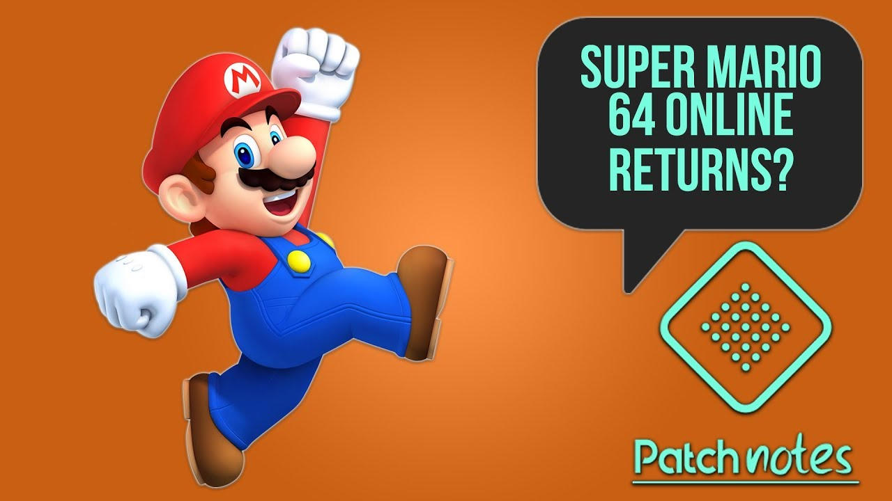 Return Of Super Mario 64 Online, Bethesda Tease Rage 2 | Patch Notes