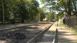 Дорога на Новостройке продолжение   04 06 14