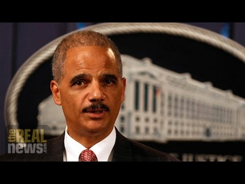 Holder Continued Bush Legal Polices