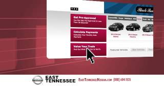 East tennessee nissan gives 125% blackbook value for your trade | bad credit bankruptcy auto loan