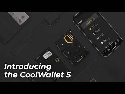 Introducing the CoolWallet S