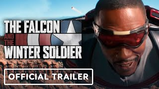 Marvel's Falcon and the Winter Soldier - Official Trailer (2021) Anthony Mackie, Sebastian Stan