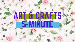 Art and Craft with Paper / Craft with Paper / Craft Ideas