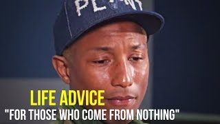 Pharrell Williams | 5 Minutes For The NEXT 50 Years of Your LIFE Video
