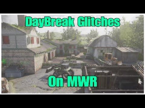 DayBreak Glitches On MWR