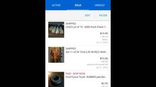 5 Small Bread and Butter Ebay Sales this Week!