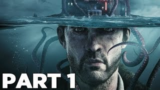 THE SINKING CITY Walkthrough Gameplay Part 1 - INTRO (PROLOGUE)