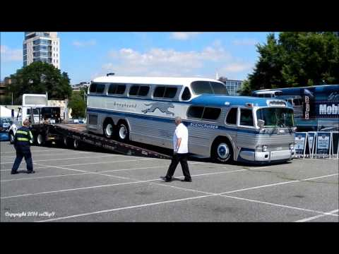 Exclusive: Greyhound 100th Anniversary Centennial Tour Special 6/14/2014