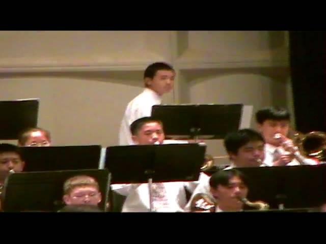 HQ The Golden Circle: 03-04 Moanalua High School Concert Band