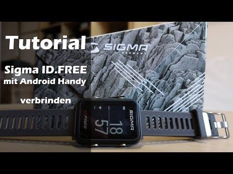 sigma-id.free-multisport-uhr-mit-android-handy-verbinden-|-tutorial-|-01.09.2019