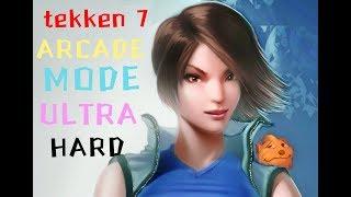 tekken 7 gameplay asuka kazama arcade battle - Video Search Results