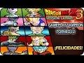 Dragon Ball Z Budokai Tenkaichi 3 Version Latino Final Gameplay Campeon Torneo 12 video