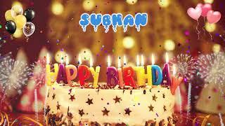 SUBHAN Birthday Song – Happy Birthday Subhan