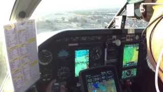 Takeoffs, stalls, and landings with AOA indicator