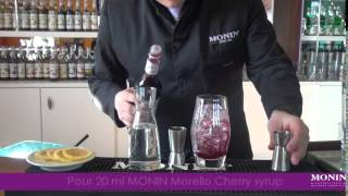 Morello Cherry Gin & Tonic