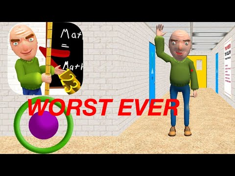 Baldis basics worst update ever for iOS ever #02