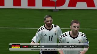 66c741b617f PES6 World cup 2002 South Korea Germany semi final