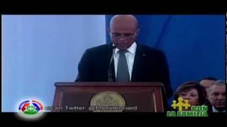 Gobierno dominicano entrega instalaciones universidad Henri Christophe en Haití