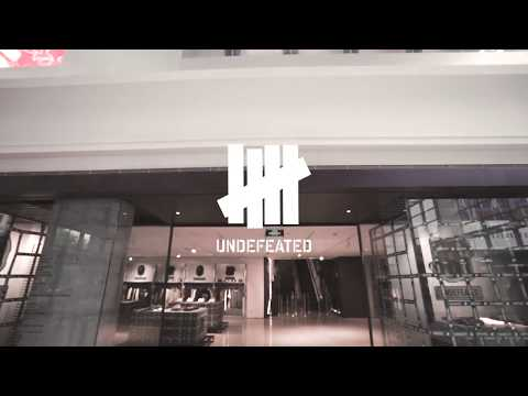 China's First UNDEFEATED POP UP Lands in Xintiandi Shanghai 2017 (ITHK Presents)
