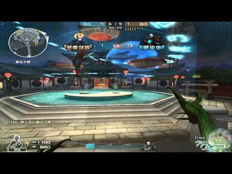CrossFire China : Secret Islands ( Mutation Knight ).Zombie v6