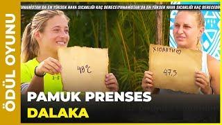 Bil Bakalım Yunan Yarışmacılar 2. Kısım - Survivor 65. Bölüm