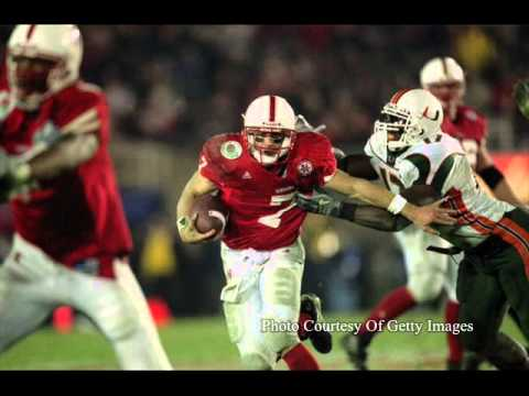 Eric Crouch Talks College Football