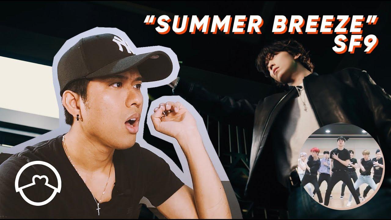"Performer React to SF9 ""Summer Breeze"" Dance Practice + MV"