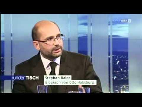 Runder Tisch vom 4. Juli 2011 ORF 2 über den Tod von Otto von Habsburg