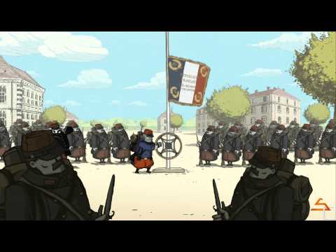 Valiant Hearts The Great War Part 1-My Nation Calls Me  